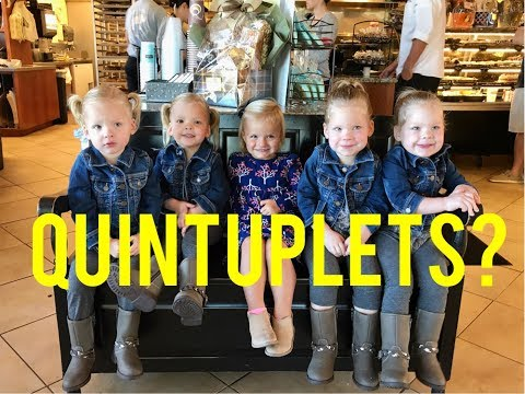 AND 5 MAKES QUINTUPLETS