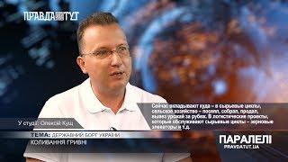 «Паралелі» Олексій Кущ: Державний борг України
