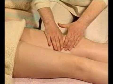 大腿按摩 2 thigh massage video
