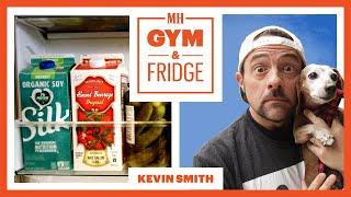 Video Kevin Smith Shows His Vegan Fridge & Home Gym | Gym & Fridge | Men's Health MP3, 3GP, MP4, WEBM, AVI, FLV April 2019