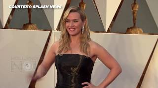 Leonardo DiCaprio HUGS Kate Winslet At 2016 Oscar