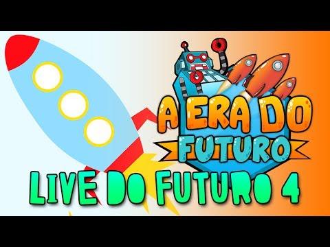 LIVE DO FUTURO 4 NA LUA! SERÁ? :O - (c/ MissPinguina, Nikki, Wuant e Zoa) #AERADOFUTURO