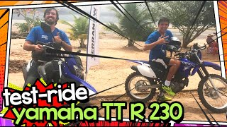 6. YAMAHA TT-R 230 - Test Ride [2019]