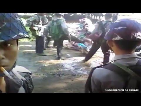 «Ανεπαρκείς αποδείξεις για γενοκτονία των Ροχίνγκια», σύμφωνα με την κυβέρνηση