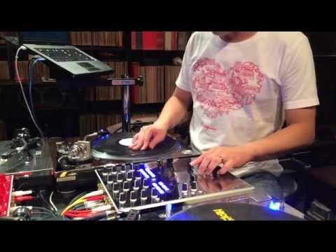 DJ $HIN - #1MinuteScratchChallenge
