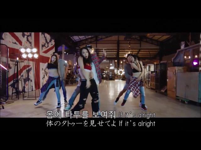All I Wanna Do (K) - 박재범(パク ジェボム) Feat. Hoody, Loco [日本語字幕]