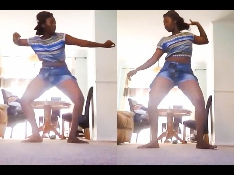 Afrobeats workout/Learn the routine ~ Ginger (L.A.X ft Wizkid)