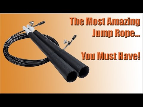 The Most Amazing Jump Rope... You Must Have!