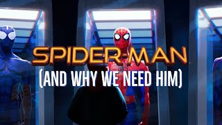 Video Why We Need SPIDER-MAN: INTO THE SPIDER-VERSE (Review) MP3, 3GP, MP4, WEBM, AVI, FLV Desember 2018