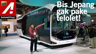 Video Bis Masa Depan Jepang : Toyota SORA FCV MP3, 3GP, MP4, WEBM, AVI, FLV Juni 2018