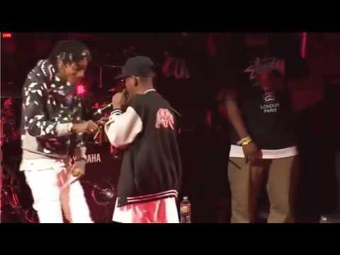 Wiz Khalifa Ain't no fun PowerHouse 2014 Oldskool