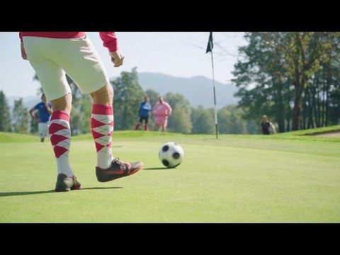 Σάλτσμπουργκ: Ας παίξουμε…ποδογκολφ!