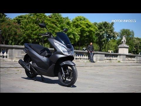 Essai nouveau Honda PCX 125 2014