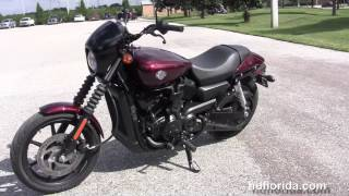 10. New 2015 Harley Davidson Street 500 Motorcycle Specs