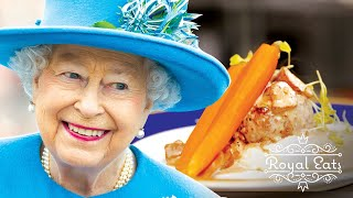 Former Royal Chef Reveals Queen Elizabeth's Fave Meal