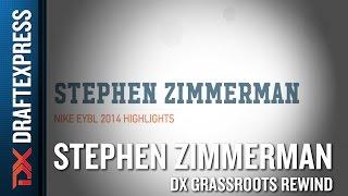 Stephen Zimmerman Grassroots Rewind
