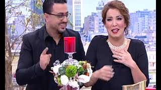 Rachid Show - رشيد العلالي يفاجئ الإعلامية سميرة البلوي في برنامج صباحيات
