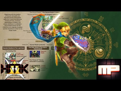 productions - The Zelda Timeline has been something that many have been asking for, now that we have it many people seem to not be able to grasp it. HMK has a Discussion with Macintyre Productions on the...