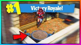 This Table is SECRETLY a Jump Pad in Fortnite...
