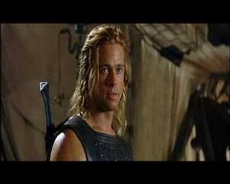 Troy Theatrical Trailer
