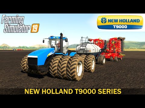 New Holland T9000 Series v1.0