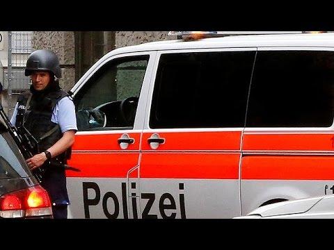 Επίθεση σε τρένο στην Ελβετία: Επτά τραυματίες