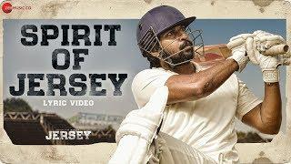 Spirit Of Jersey Song Lyrics from JERSEY - Nani