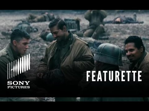 Fury (Featurette 'Brothers Under the Gun')