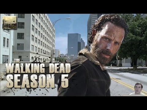 The Walking Dead Season 5 First Half - Worst to Best Episodes Ranked!