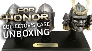 For Honor Collector's Case Unboxing