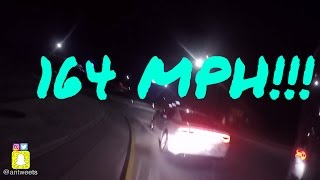 2. Triumph Daytona 675r goes 164MPH!! | Motorcycle TOP SPEED Trip To Morongo Casino