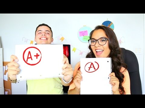 How to get straight A's + SURVIVE SCHOOL! NataliesOutlet (видео)