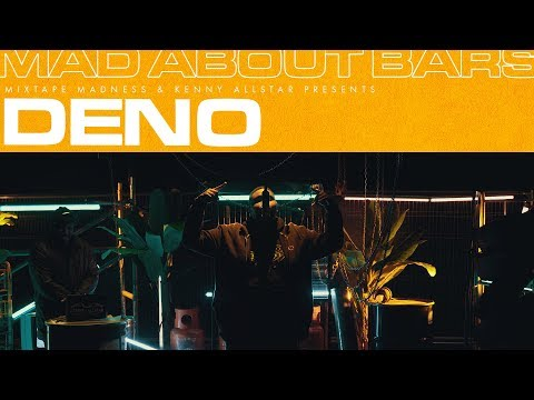 Deno – Mad About Bars w/ Kenny Allstar (Special)   @MixtapeMadness