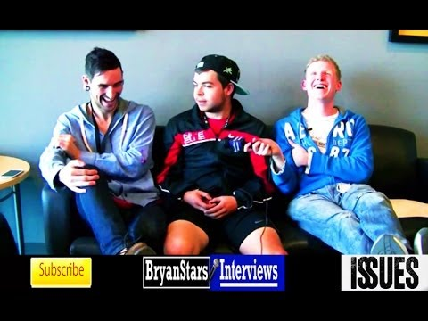 bryanstars - Check out my backstage interview with ISSUES at South By So What 2013 Watch my first interview with ISSUES HERE: http://www.youtube.com/watch?v=7-RAIy9IiPQ F...