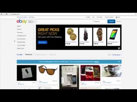 how to bid on ebay india