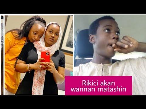 Sabon rikici ya balle tsakanin Hadiza Gabon , Rahama Sadau da wani Matashi