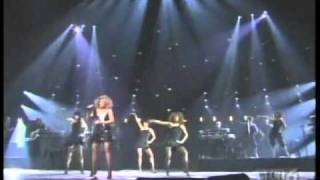 TINA TURNER and CHER -- Proud Mary -2008-