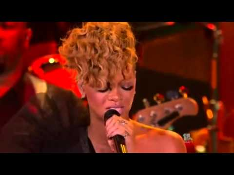 Tekst piosenki Rihanna - Redemption Song (for Haiti) po polsku