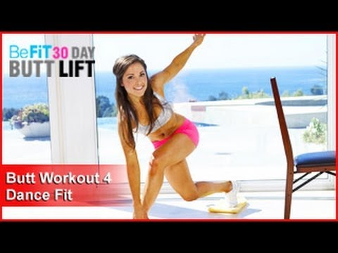 , title : 'Butt Workout 4: Dance Fit | 30 DAY BUTT LIFT'
