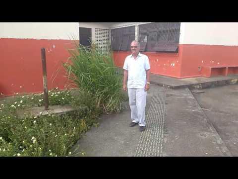 Vídeo da escola Ana Silva em Itagi.