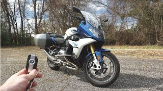 1. 2016 BMW R1200 RS: Exhaust, Walkaround, Test Ride and Review