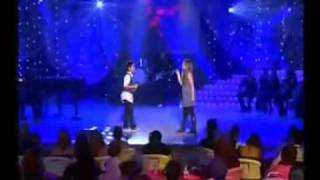 Without You CAROLINE COSTA & ABRAHAM MATEO en live