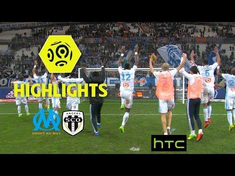 Olympique de Marseille - Angers SCO (3-0) - Highlights - (OM - SCO) / 2016-17