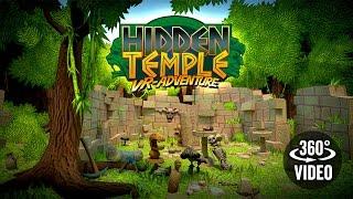 Hidden Temple - VR Adventure ★ 360° Experience