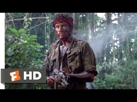 Platoon (1986) - Retribution Scene (10/10)   Movieclips