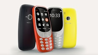 The New Nokia 3310 of 2017 - The Legend Is Back. The original model is one of the best-selling phones ever. Now it has re-launched in 2017. Nokia 3310 Review in 2017  - The Living Legend!: https://youtu.be/51R6NlW37SUNokia 3310 Official Site: https://www.nokia.com/en_int/phones/nokia-3310-----------------------------------------------------------------------------------------------Welcome to TechLineHD. I review tech products that I love. Official TechLineHD email: techlinehd@gmail.comSUBSCRIBE TO THE CHANNEL: http://geni.us/OISk https://www.youtube.com/c/techlinehd -----------------------------------------------------------------------------------------------Support my channel by shopping on Amazon using my link: http://geni.us/YAqYYTD-----------------------------------------------------------------------------------------------100% RELIABLE websites to buy from China:Gearbest: https://goo.gl/JHQNvABanggood: https://goo.gl/gX7SycTomtop: https://goo.gl/u7gtKyEverbuying: https://goo.gl/3048mvChinavasion: https://goo.gl/K1Onav-----------------------------------------------------------------------------------------------CHECK OUT THESE VIDEOS:The Best Smartphone You've Never Heard Of (2016) - Nubia Z11 Review (4k): https://youtu.be/U8lO02DpqyoOnePlus 3T Review - The Best $439 Smartphone?: https://youtu.be/lSAjwXlbgQ8Xiaomi Redmi 4 Prime Review - Awesome Budget Smartphone. Again.: https://youtu.be/otJ_e1VZsMYThe Most Underrated Cheap Android Phablet? PPTV King 7 Review:https://youtu.be/tu1NFw0VJAw-----------------------------------------------------------------------------------------------Follow me on social networks:Facebook: www.facebook.com/TechlineHDTwitter: @TechlineHDGoogle+: +TechLineHDInstagram: techlinehd-----------------------------------------------------------------------------------------------The camera gear that I use to produce my videos:CAMERAS:1. Panasonic G7 with 14-140 mm Lens Kit:  http://geni.us/Rlwng2. Canon 600D/Rebel T3 with EF-S 18-55mm f/3.5-