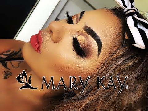 FULL MAKEUP GLAM CON MARYKAY💗pasó A Paso