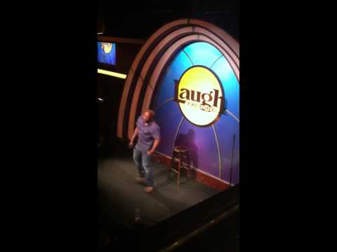 DONNELL RAWLINGS FROM Chappelle's Show AT THE LAUGH FACTORY