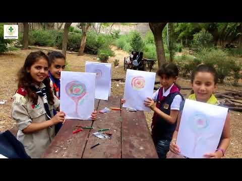 تشجيع المحافظة على البيئة - اعداد مفوضية كشافة محافظة نابلس