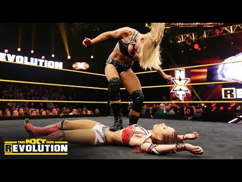 R - Former BFFs square off when Sasha Banks challenges Charlotte for the NXT Women's Title. See FULL episodes of WWE NXT on WWE NETWORK: http://bit.ly/nxtwwe Don...